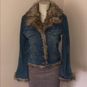XOXO size Medium Jean jacket